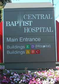 Bluegrass Fertility Center - Lexington, KY Central Baptist Hospital